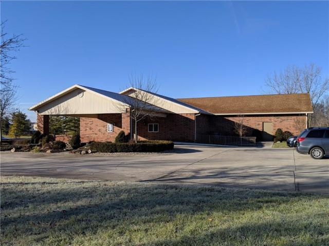 5719 S Madison Avenue, Anderson, IN 46013 (MLS #21611505) :: The Indy Property Source