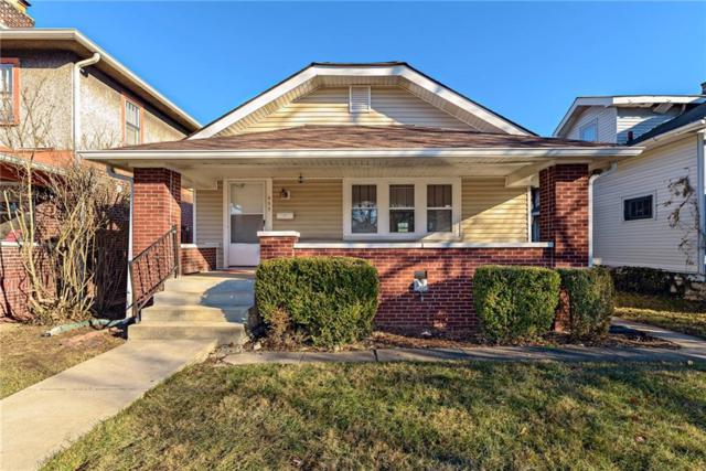 933 N Bancroft Street, Indianapolis, IN 46201 (MLS #21611549) :: Mike Price Realty Team - RE/MAX Centerstone