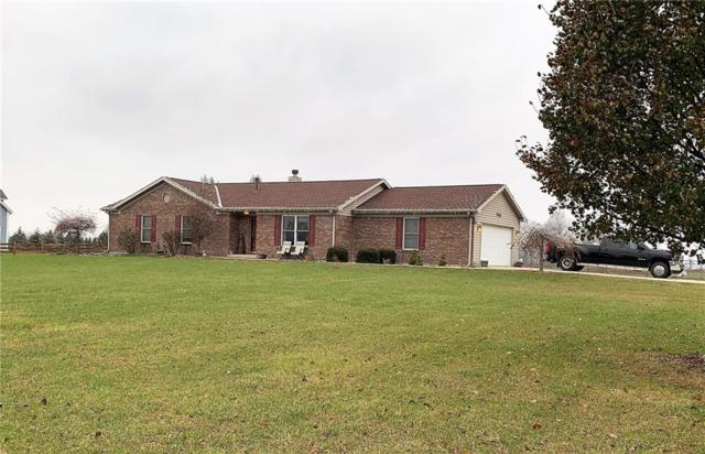 15900 W County Road 400 S, Daleville, IN 47334 (MLS #21611554) :: The ORR Home Selling Team