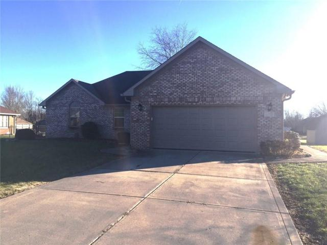 321 David Drive, Clayton, IN 46118 (MLS #21611562) :: Mike Price Realty Team - RE/MAX Centerstone