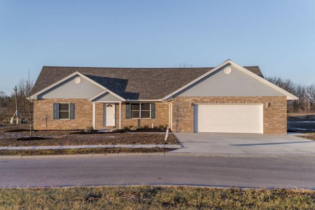 406 E Prestige Drive, Muncie, IN 47303 (MLS #21611580) :: The ORR Home Selling Team