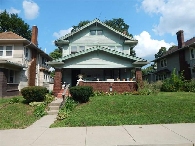 4185 Carrollton Avenue, Indianapolis, IN 46205 (MLS #21611652) :: Richwine Elite Group