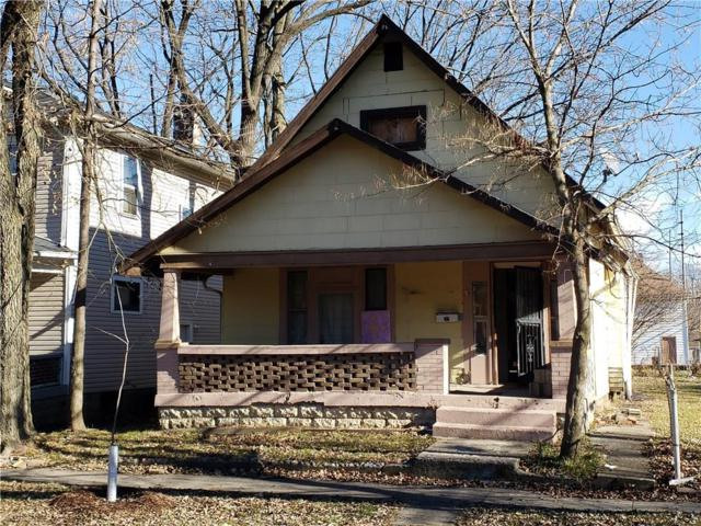 19 N Euclid Avenue, Indianapolis, IN 46201 (MLS #21611667) :: Mike Price Realty Team - RE/MAX Centerstone