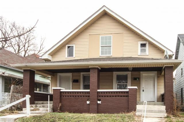 29 N Tacoma Avenue, Indianapolis, IN 46201 (MLS #21611711) :: Mike Price Realty Team - RE/MAX Centerstone