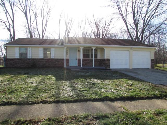 5901 S Dollar Hide Drive, Indianapolis, IN 46221 (MLS #21611712) :: Richwine Elite Group