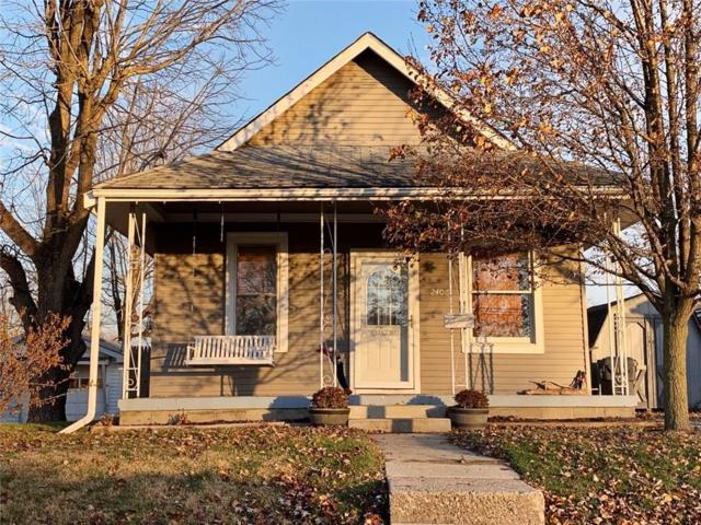 2406 Lafayette Street #0, Anderson, IN 46012 (MLS #21611742) :: Mike Price Realty Team - RE/MAX Centerstone