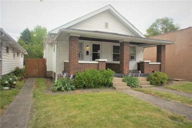 3922 E 10th Street, Indianapolis, IN 46201 (MLS #21611803) :: Richwine Elite Group