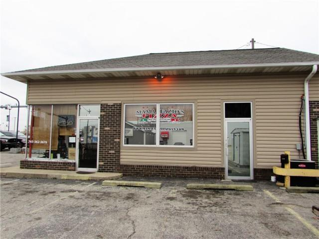 127 W Market Street, Crawfordsville, IN 47933 (MLS #21611819) :: AR/haus Group Realty