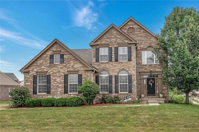 2203 Mossy Creek, Avon, IN 46123 (MLS #21611902) :: The ORR Home Selling Team