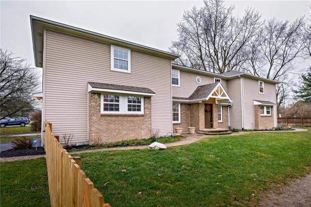 5009 Sylvan Road, Indianapolis, IN 46228 (MLS #21611903) :: Mike Price Realty Team - RE/MAX Centerstone