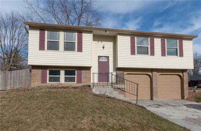5435 Armstrong Court, Indianapolis, IN 46237 (MLS #21611937) :: Richwine Elite Group