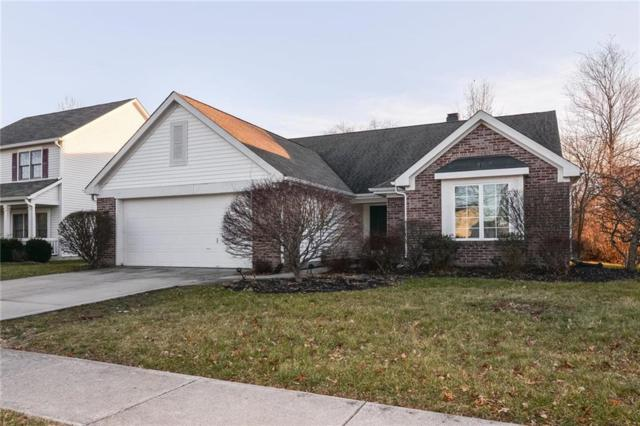 3735 Wishbone Boulevard, Indianapolis, IN 46268 (MLS #21612047) :: Mike Price Realty Team - RE/MAX Centerstone