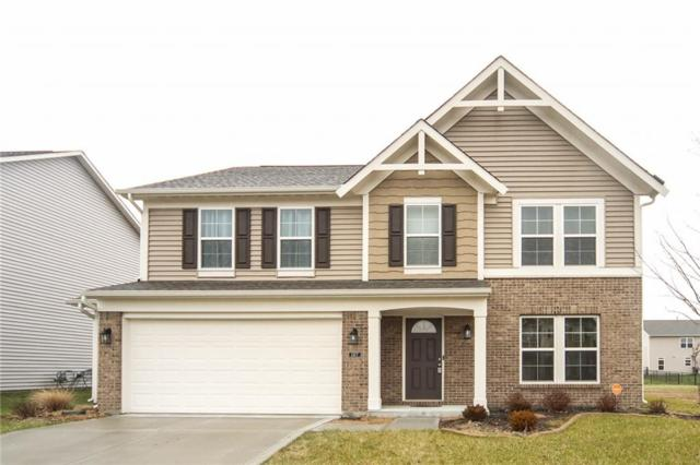 1377 Glen Canyon Drive, Greenwood, IN 46143 (MLS #21612059) :: Mike Price Realty Team - RE/MAX Centerstone