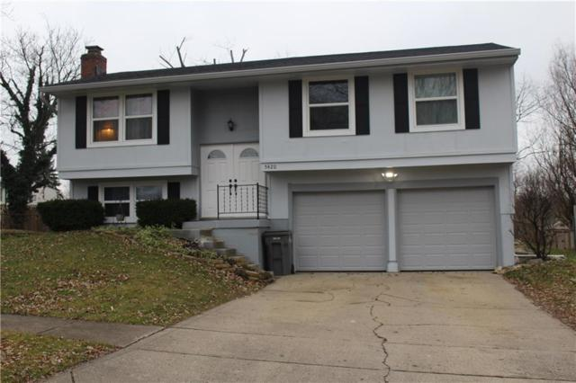 5420 Meckes Drive, Indianapolis, IN 46237 (MLS #21612119) :: Richwine Elite Group