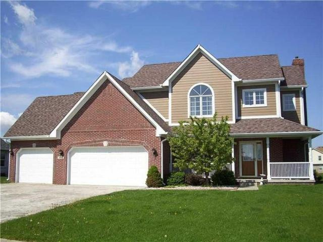 1356 N Westminster Court, Greenfield, IN 46140 (MLS #21612132) :: FC Tucker Company