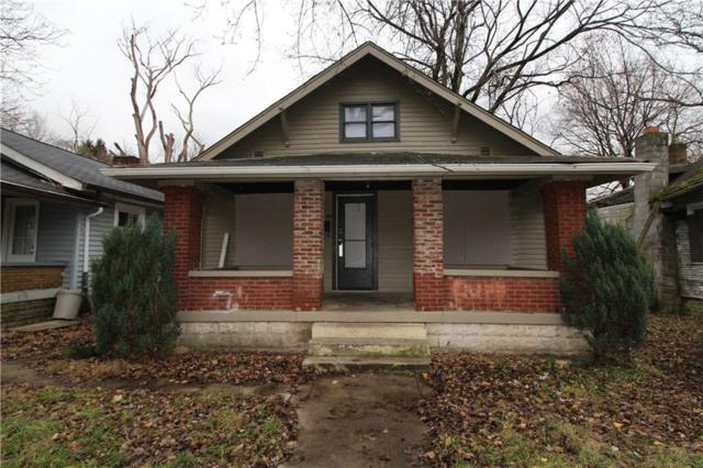 1217 W 33rd Street, Indianapolis, IN 46208 (MLS #21612196) :: AR/haus Group Realty