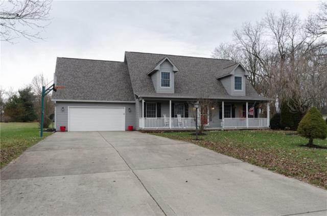 5494 N Cherry Tree Drive, Greenfield, IN 46140 (MLS #21612281) :: AR/haus Group Realty