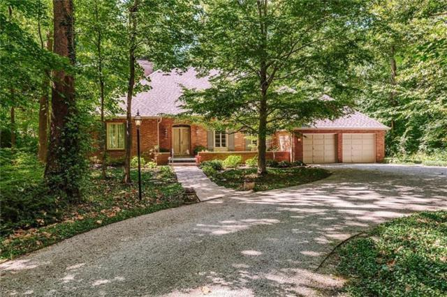 8140 Sycamore Road, Indianapolis, IN 46240 (MLS #21612309) :: Mike Price Realty Team - RE/MAX Centerstone