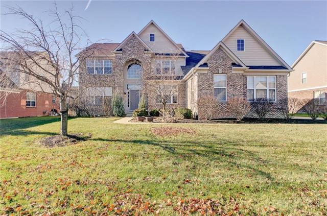 12736 Federal Place, Fishers, IN 46037 (MLS #21612310) :: Mike Price Realty Team - RE/MAX Centerstone