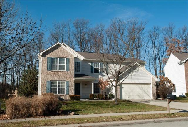 13368 Trailwood Drive, Fishers, IN 46038 (MLS #21612312) :: AR/haus Group Realty