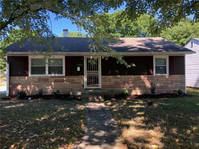 1920 N Hawthorne Lane, Indianapolis, IN 46218 (MLS #21612349) :: Mike Price Realty Team - RE/MAX Centerstone