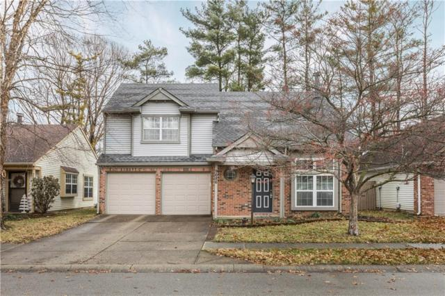 9686 Spruce Lane, Fishers, IN 46038 (MLS #21612367) :: Mike Price Realty Team - RE/MAX Centerstone