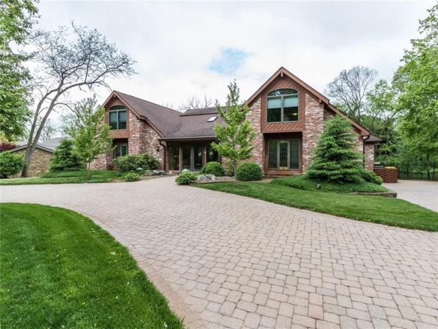 7802 Eagle Creek Overlook Drive, Indianapolis, IN 46254 (MLS #21612391) :: Mike Price Realty Team - RE/MAX Centerstone