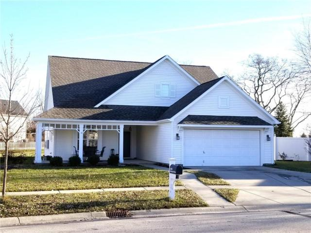 15025 Rutherford Drive, Westfield, IN 46074 (MLS #21612413) :: Mike Price Realty Team - RE/MAX Centerstone