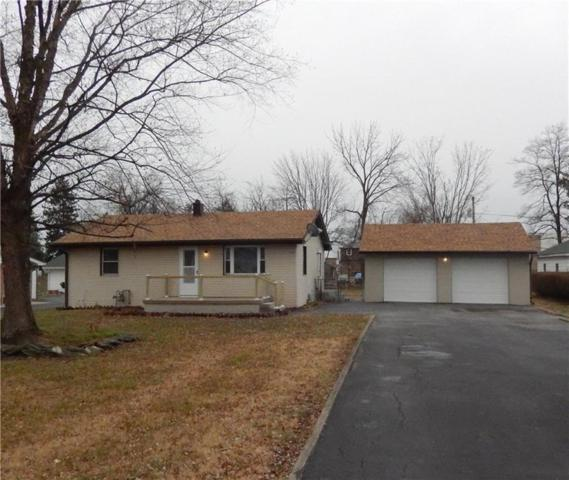 11413 Tulip Drive, Plainfield, IN 46168 (MLS #21612415) :: Mike Price Realty Team - RE/MAX Centerstone
