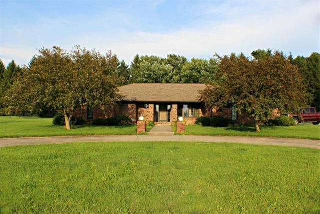 6450 Acacia Drive, Alexandria, IN 46001 (MLS #21612420) :: The ORR Home Selling Team