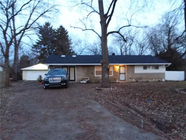 3025 Ashland Court, Indianapolis, IN 46226 (MLS #21612518) :: Mike Price Realty Team - RE/MAX Centerstone