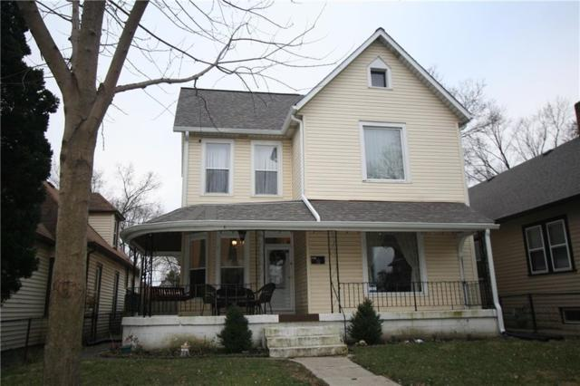 1619 Pleasant Street, Indianapolis, IN 46203 (MLS #21612522) :: The Evelo Team
