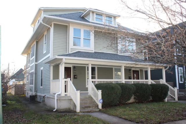 2235 N Talbott Street, Indianapolis, IN 46205 (MLS #21612554) :: Mike Price Realty Team - RE/MAX Centerstone