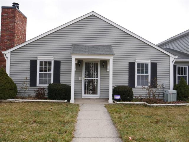 4926 Oakbrook Court, Indianapolis, IN 46254 (MLS #21612583) :: FC Tucker Company