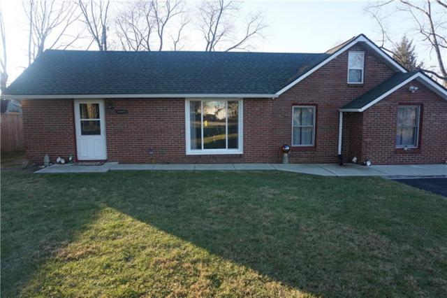 4126 Elmhurst Drive, Lawrence, IN 46226 (MLS #21612620) :: Mike Price Realty Team - RE/MAX Centerstone