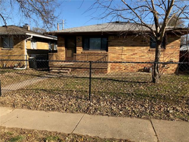 2805 S Lockburn Street, Indianapolis, IN 46241 (MLS #21612659) :: Mike Price Realty Team - RE/MAX Centerstone