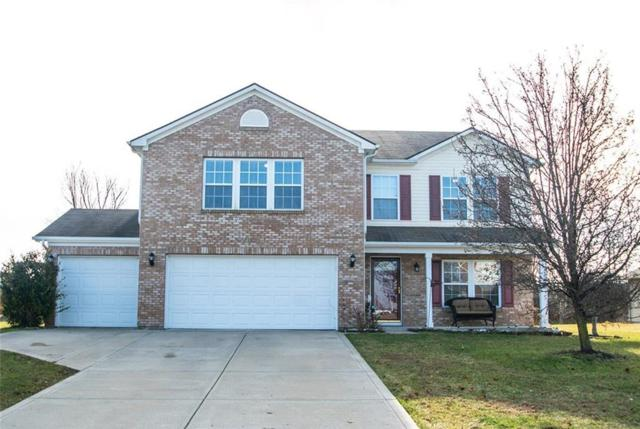 1913 Meridian Springs Lane, Greenfield, IN 46140 (MLS #21612707) :: Mike Price Realty Team - RE/MAX Centerstone