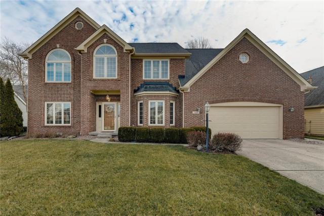 11889 Tarrynot Lane, Carmel, IN 46033 (MLS #21612720) :: Mike Price Realty Team - RE/MAX Centerstone