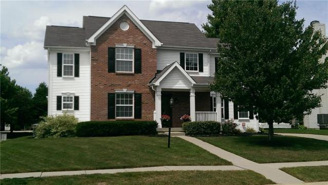 12814 Buff Stone Court, Fishers, IN 46037 (MLS #21612750) :: Mike Price Realty Team - RE/MAX Centerstone
