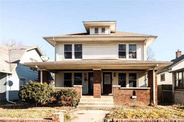 417 N Gladstone Avenue, Indianapolis, IN 46201 (MLS #21612804) :: AR/haus Group Realty