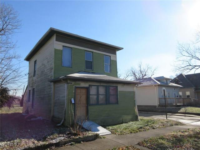 401 N Walcott Street, Indianapolis, IN 46201 (MLS #21612807) :: Mike Price Realty Team - RE/MAX Centerstone