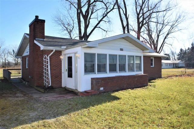 13120 N Wheeling Avenue, Gaston, IN 47342 (MLS #21612833) :: The ORR Home Selling Team