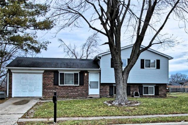 4706 Tim Tam Circle, Indianapolis, IN 46237 (MLS #21612858) :: Mike Price Realty Team - RE/MAX Centerstone