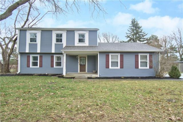 8303 Picadilly Lane, Indianapolis, IN 46256 (MLS #21612959) :: Mike Price Realty Team - RE/MAX Centerstone