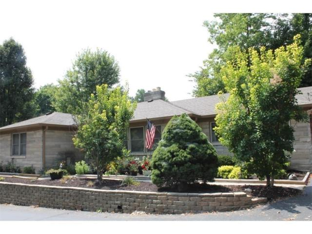 760 W Pine Street, Zionsville, IN 46077 (MLS #21612965) :: Mike Price Realty Team - RE/MAX Centerstone