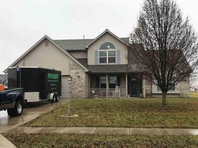 614 Hart Drive, Dunkirk, IN 47336 (MLS #21612999) :: The ORR Home Selling Team