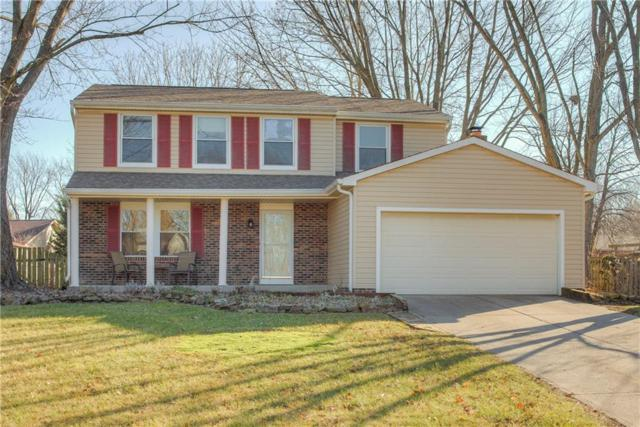 11807 Wainwright Boulevard, Fishers, IN 46038 (MLS #21613036) :: Mike Price Realty Team - RE/MAX Centerstone