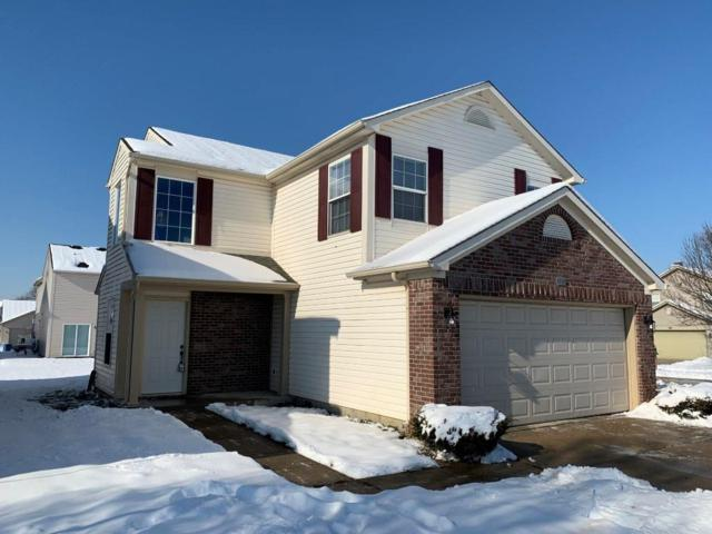 3692 Dayflower Way, Indianapolis, IN 46235 (MLS #21613068) :: Mike Price Realty Team - RE/MAX Centerstone