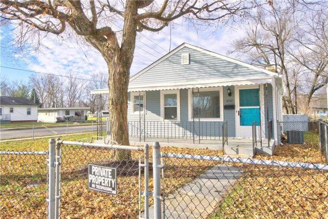 1602 N Kildare Avenue, Indianapolis, IN 46218 (MLS #21613084) :: Mike Price Realty Team - RE/MAX Centerstone