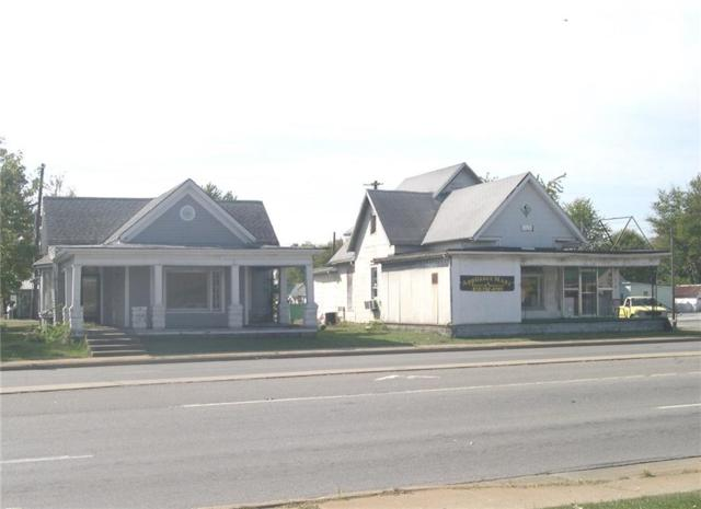 127 & 121 N State Street, North Vernon, IN 47265 (MLS #21613087) :: The Indy Property Source